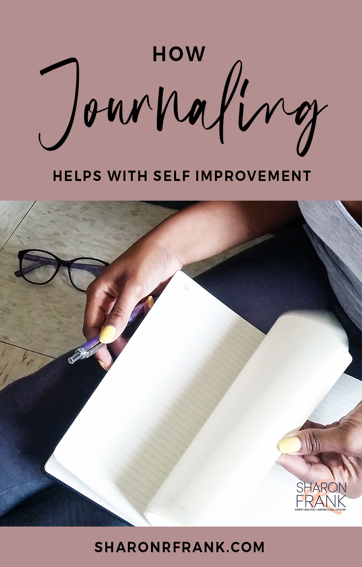 How Journaling Helps with Self Improvement